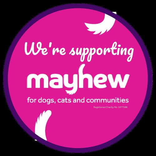 Charity Mayhew logo
