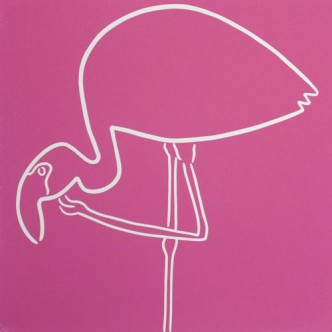 Flamingo by Jane Bristowe