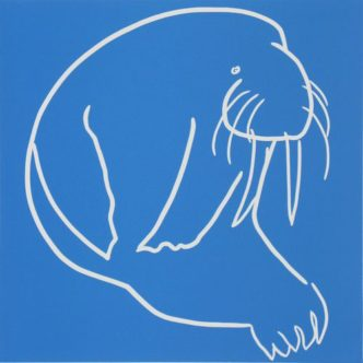 Walrus by Jane Bristowe