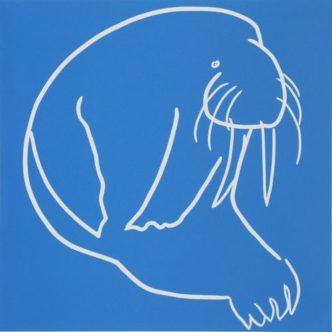 Walrus by Jane Bristowe