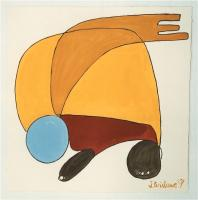 Gouache Paintings by Jane Bristowe