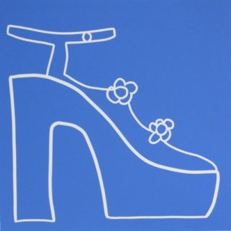 Daisy Chain Shoe by Jane Bristowe