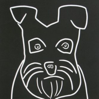 Schnauzer (Terrier) by Jane Bristowe