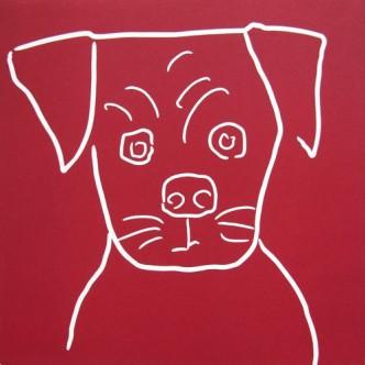 Border Terrier by Jane Bristowe